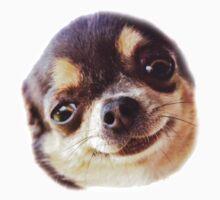 little dog Baby Tee
