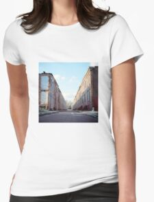 Boarded Up Rowhomes T-Shirt
