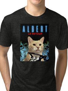 Albert le retour Tri-blend T-Shirt