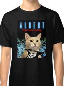 Albert Aliens War Classic T-Shirt