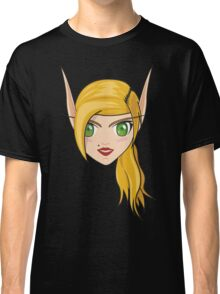 WARCRAFT - BLOOD ELF Classic T-Shirt