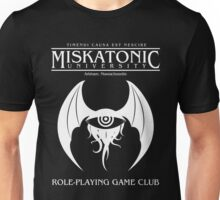 Miskatonic RPG Club Unisex T-Shirt