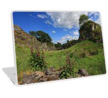 River Thurso, Caithness, Scotland Laptop Skin