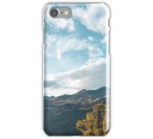 The Mountain iPhone Case/Skin