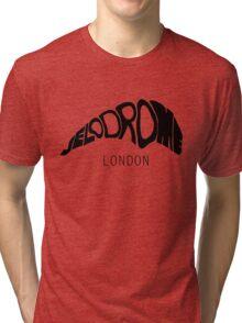 VELODROME LONDON  Tri-blend T-Shirt