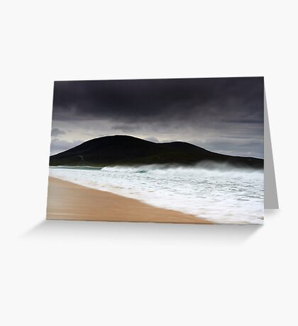 Highland Breeze Greeting Card