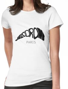 VELODROME PARIS Womens Fitted T-Shirt