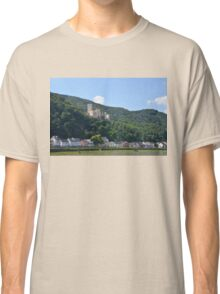 Stolzenfels Palace Castle Classic T-Shirt