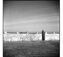 alone •essaouira, morocco •2014 Photographic Print