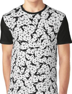Mini dalmatian pattern Graphic T-Shirt