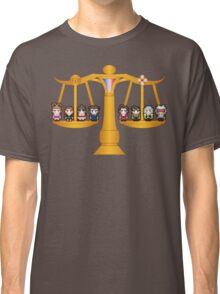 Both Sides Of The Law Classic T-Shirt