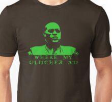 Where My Glitches At? Unisex T-Shirt