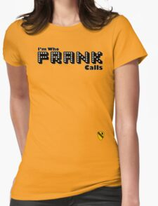 Frank Womens Fitted T-Shirt