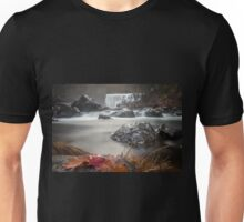 Fall at Middle Falls Unisex T-Shirt