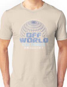 Off World Colonies Unisex T-Shirt