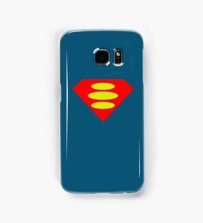 Superman - One Million Samsung Galaxy Case/Skin