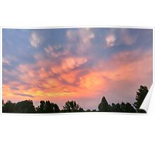 LG G5 Mamma Clouds  Poster