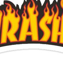 Thrasher Logo Sticker