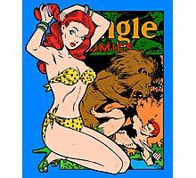 Jungle Queen (Version 3) Photographic Print