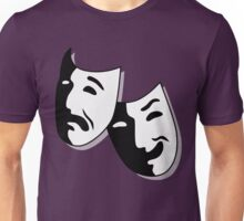 theatre Mask Unisex T-Shirt