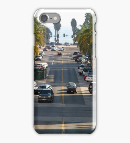 California Street iPhone Case/Skin