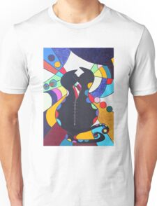 Zip-Kätz Unisex T-Shirt
