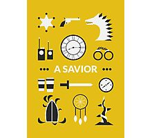 Once Upon A Time - A Savior Photographic Print