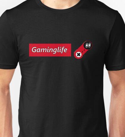 Gaming Life Unisex T-Shirt