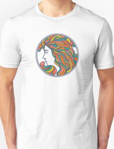 Colorful Lorde Unisex T-Shirt