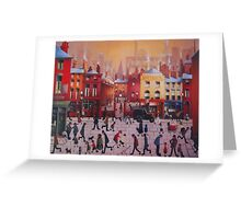 Sintons Liverpool Greeting Card