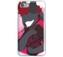 Calm time. iPhone Case/Skin