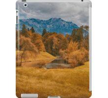 Bavarian Countryside iPad Case/Skin