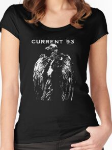 Current 93 Current Ninety Three Women's Fitted Scoop T-Shirt