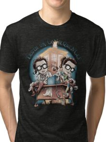 Truth Or Consequences Tri-blend T-Shirt