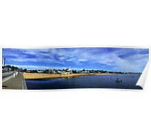 Provincetown MA Panoramic Poster