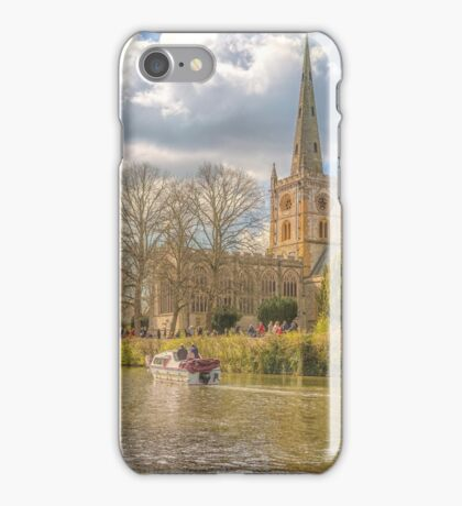 Riverside Holy Trinity View iPhone Case/Skin