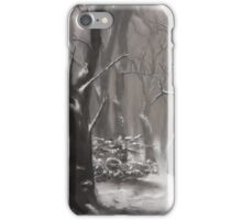 MORE SNOW TO COME iPhone Case/Skin