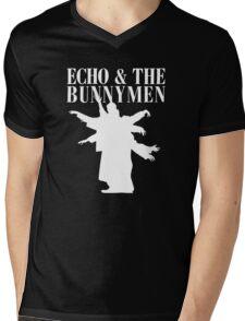 Echo and the Bunnymen band Mens V-Neck T-Shirt