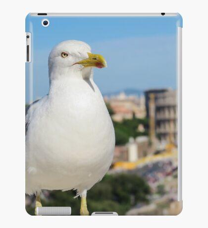 Rome Seagull. iPad Case/Skin