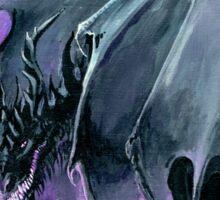 Brooding Dragon Sticker