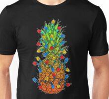 Pineapple Christmas Unisex T-Shirt
