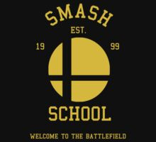 Smash School (Yellow) by Nguyen013