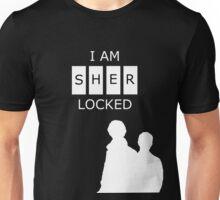 Sherlock-ed inspired design Unisex T-Shirt