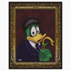 Duckula comes to Collinsport by Anna Welker