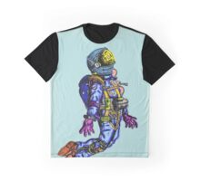 fLoAtInG SpAcEmAn Graphic T-Shirt