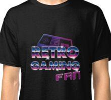 RETRO GAMING FAN Classic T-Shirt