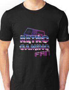 RETRO GAMING FAN Unisex T-Shirt