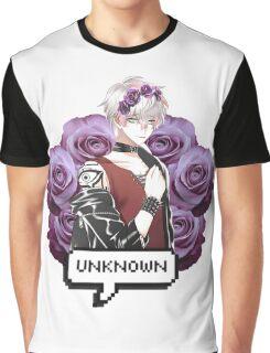 Mystic Messenger Unknown // Saeran Choi Graphic T-Shirt