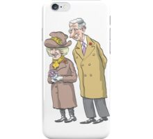Royals, Charles and Camilla iPhone Case/Skin