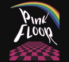 Pink Floor  Kids Tee